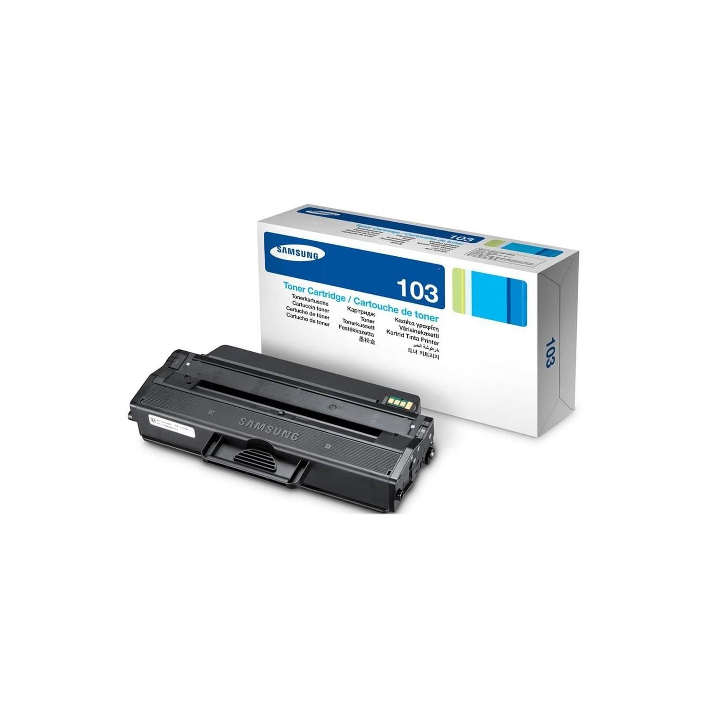 Toner Noir MLT-D103L - 2500p pour imprimante  Samsung - 0