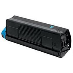 Toner Cyan 42804547 pour imprimante Laser Oki - 0