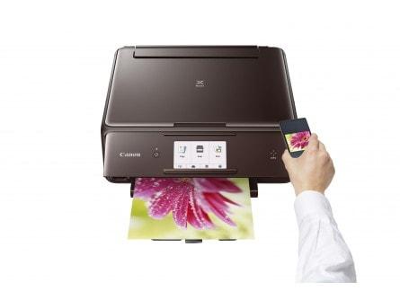 Imprimante multifonction Canon PIXMA TS8053 - Cybertek.fr - 2