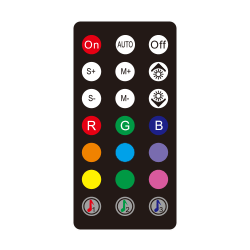 image produit M.RED CTR-001 Contrôleur ARGB Audio Sensitive Cybertek