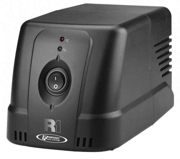 Régulateur de tension R1 1200 - Onduleur Infosec - Cybertek.fr - 0