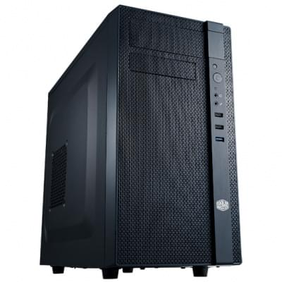 Cooler Master N200 NSE-200-KKN1 Noir - Boîtier PC Cooler Master - 0