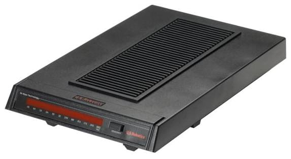 USRobotics Courier 56K Business V90 (série) - Modem USRobotics - 0