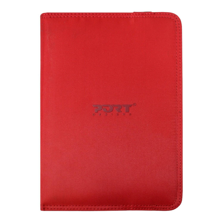 """Etui PHOENIX IV Universal 10.1"""" Rouge - Accessoire tablette Port - 0"""