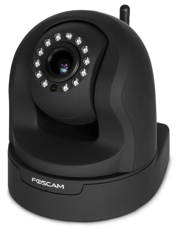 Foscam FI9826P Caméra IP 960P PTZ IR Audio Micro-SD Zoom (FI9826P) - Achat / Vente Caméra / Webcam sur Cybertek.fr - 3