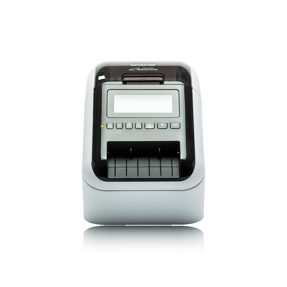 Imprimante Brother QL-820NWB - Cybertek.fr - 0