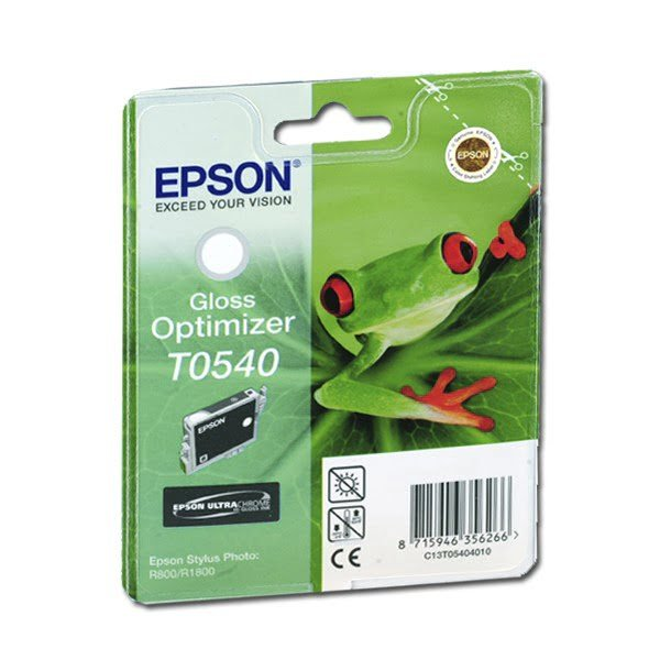 Cartouche T0540 SP R800 Gloss Optimizer pour imprimante  Epson - 0