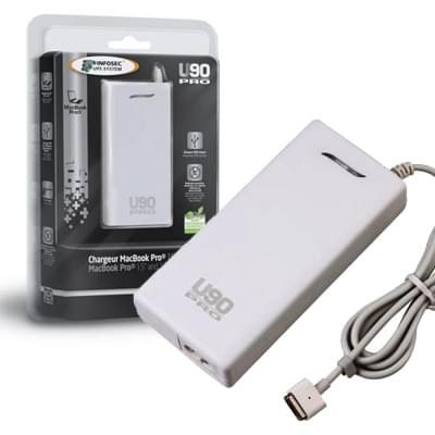 Infosec U90 PRO (61511) - Achat / Vente Accessoire PC portable sur Cybertek.fr - 0