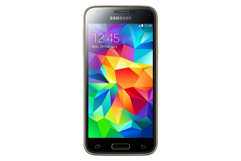 Samsung Galaxy S5 Mini G800 Gold - Achat / Vente Téléphonie sur Cybertek.fr - 0