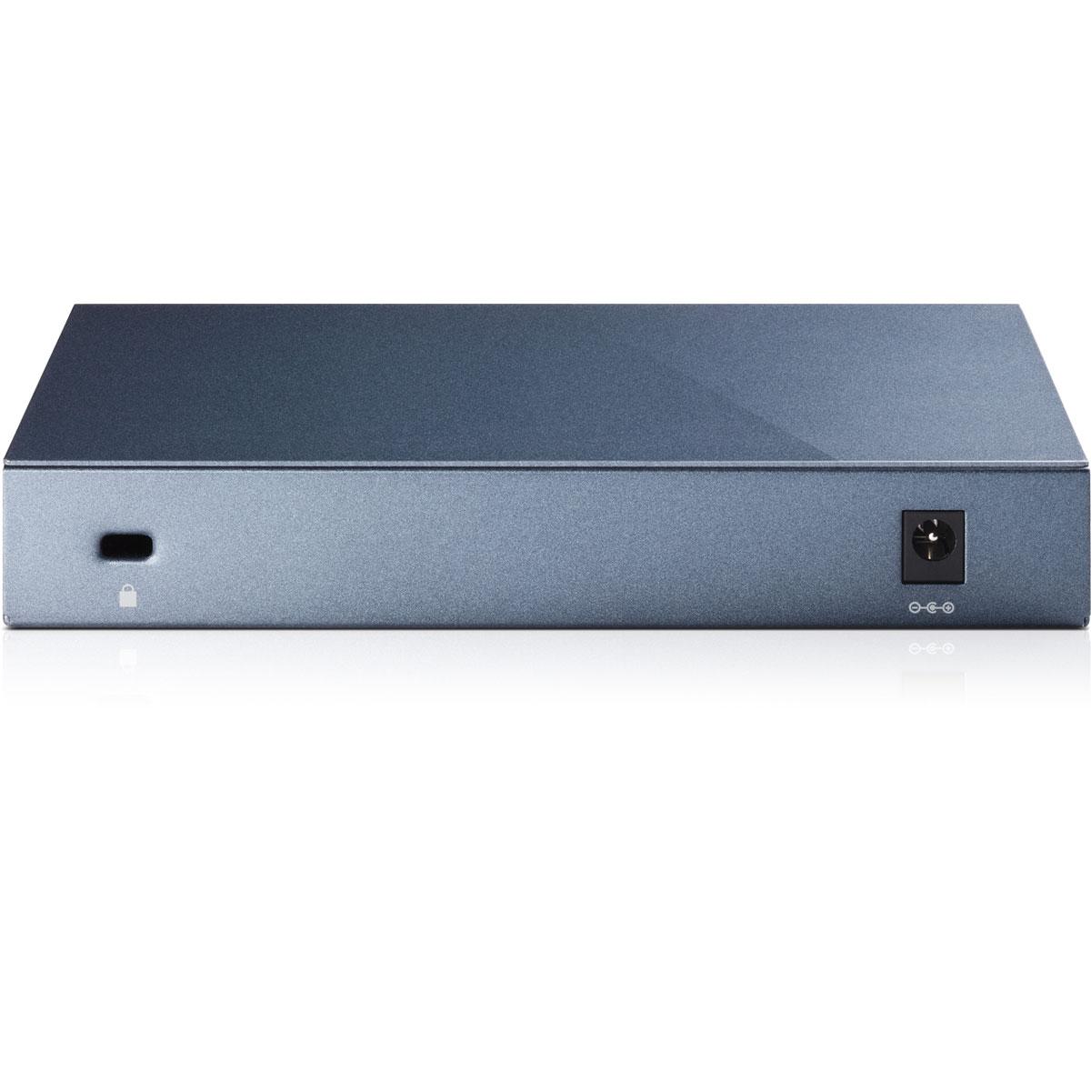 Switch TP-Link 8 ports 10/100/1000 - TL-SG108 - Cybertek.fr - 3