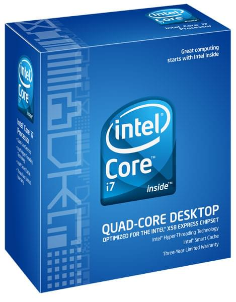 Intel Core i7 950 (BX80601950 obso->960) - Achat / Vente Processeur sur Cybertek.fr - 0