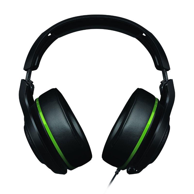 Razer ManO'War 7.1 Green Edition 7.1 Surround Vert - Micro-casque - 3