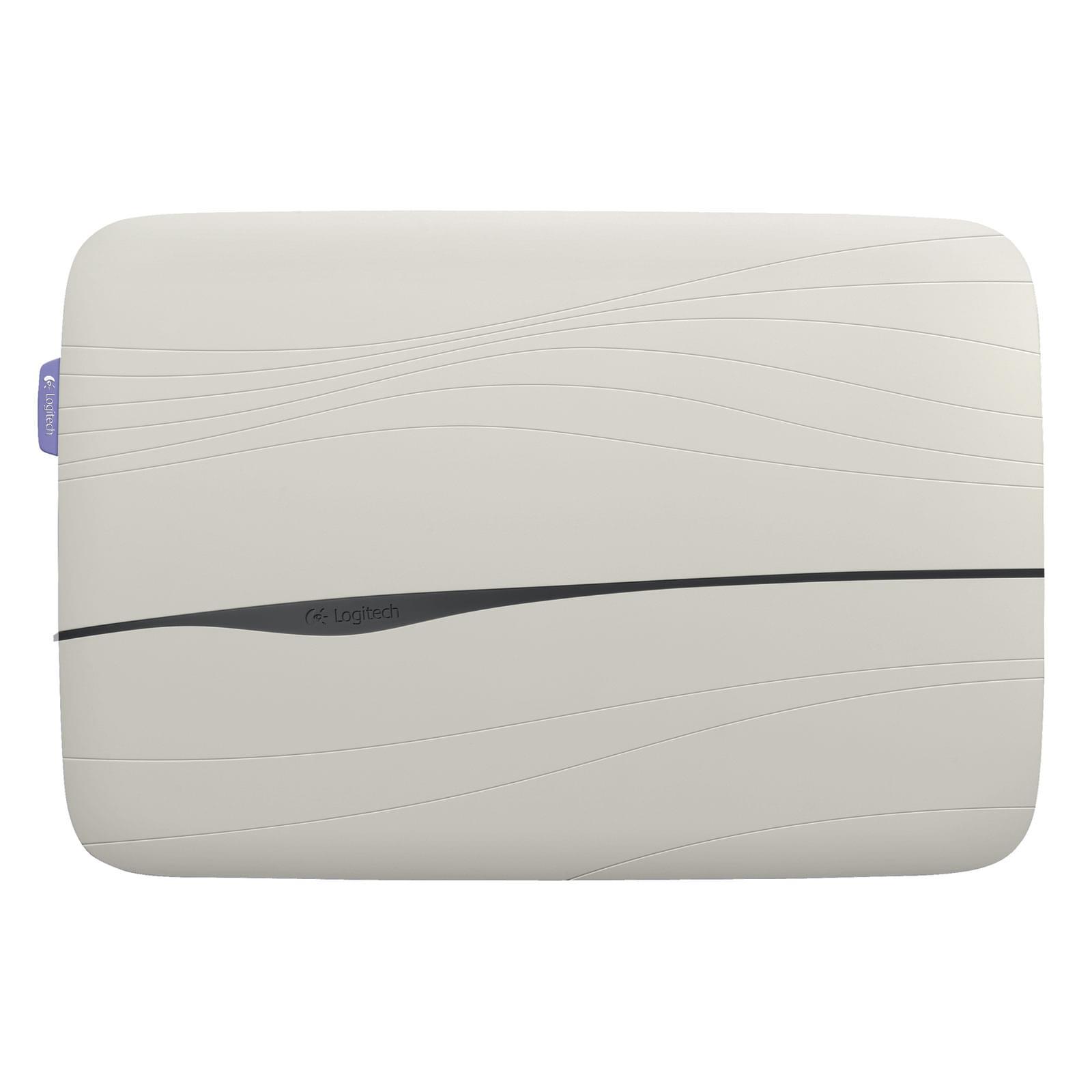 Logitech Touch Lapdesk N600 (939-000358 soldé) - Achat / Vente Accessoire PC portable sur Cybertek.fr - 0