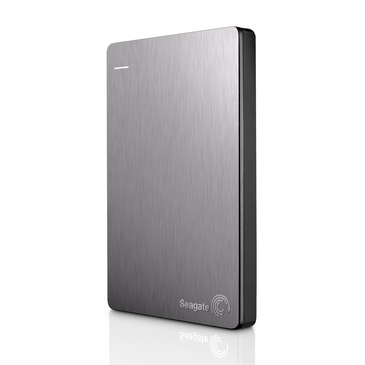 "Seagate 1To 2""1/2 USB3 Backup Plus Slim Gris - Disque dur externe - 0"
