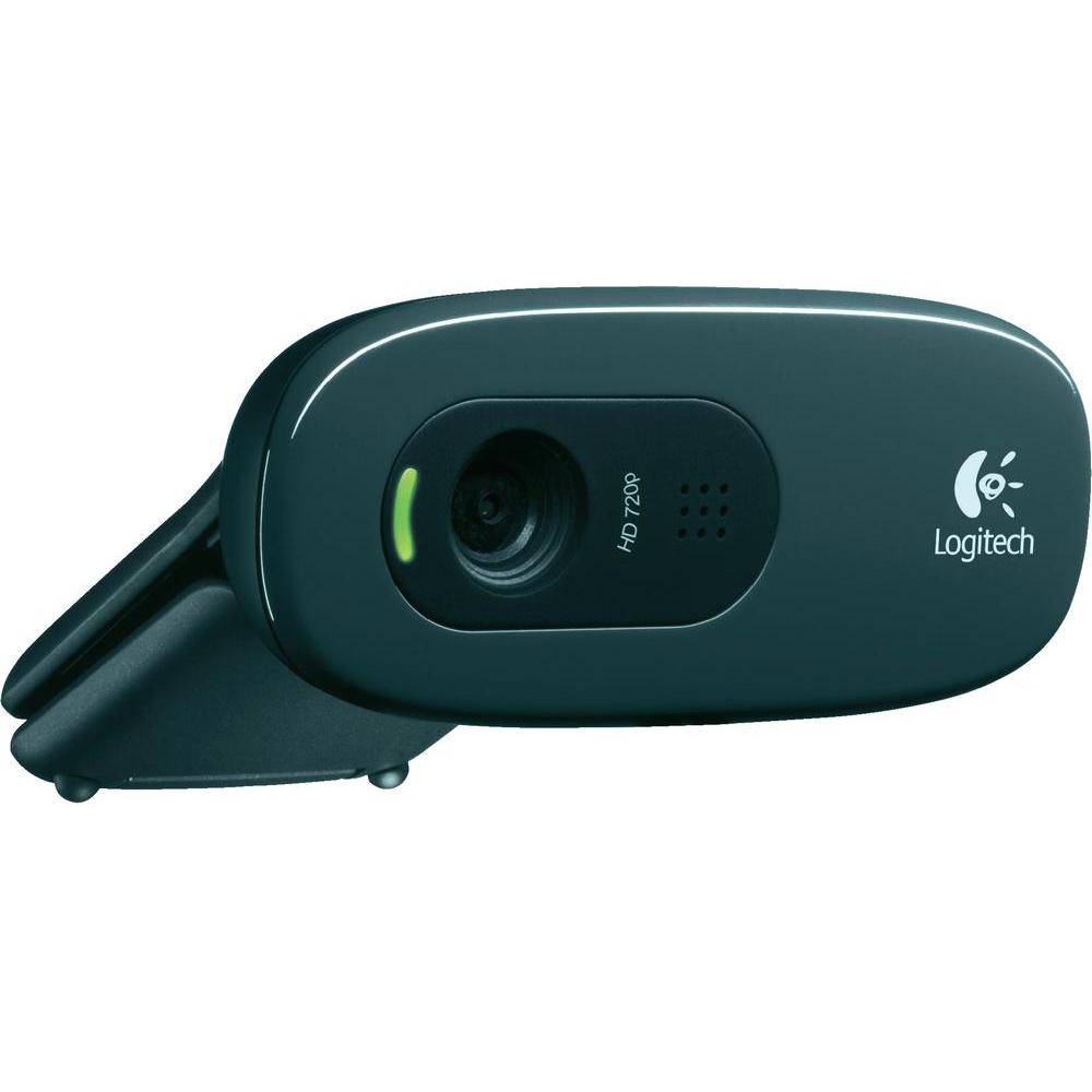 Logitech WebCam C270 Refresh (960-001063) - Achat / Vente Caméra / Webcam sur Cybertek.fr - 4