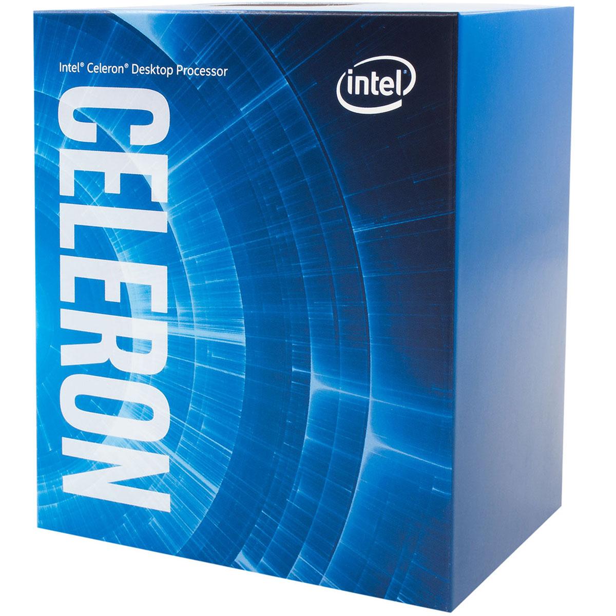 Intel Celeron G4900 - 3.1GHz - Processeur Intel - Cybertek.fr - 2