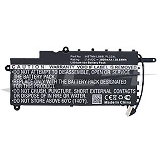 Batterie Li-Ion 7,6v 3800mAh - HERD2837-B029Y2 - Cybertek.fr - 0