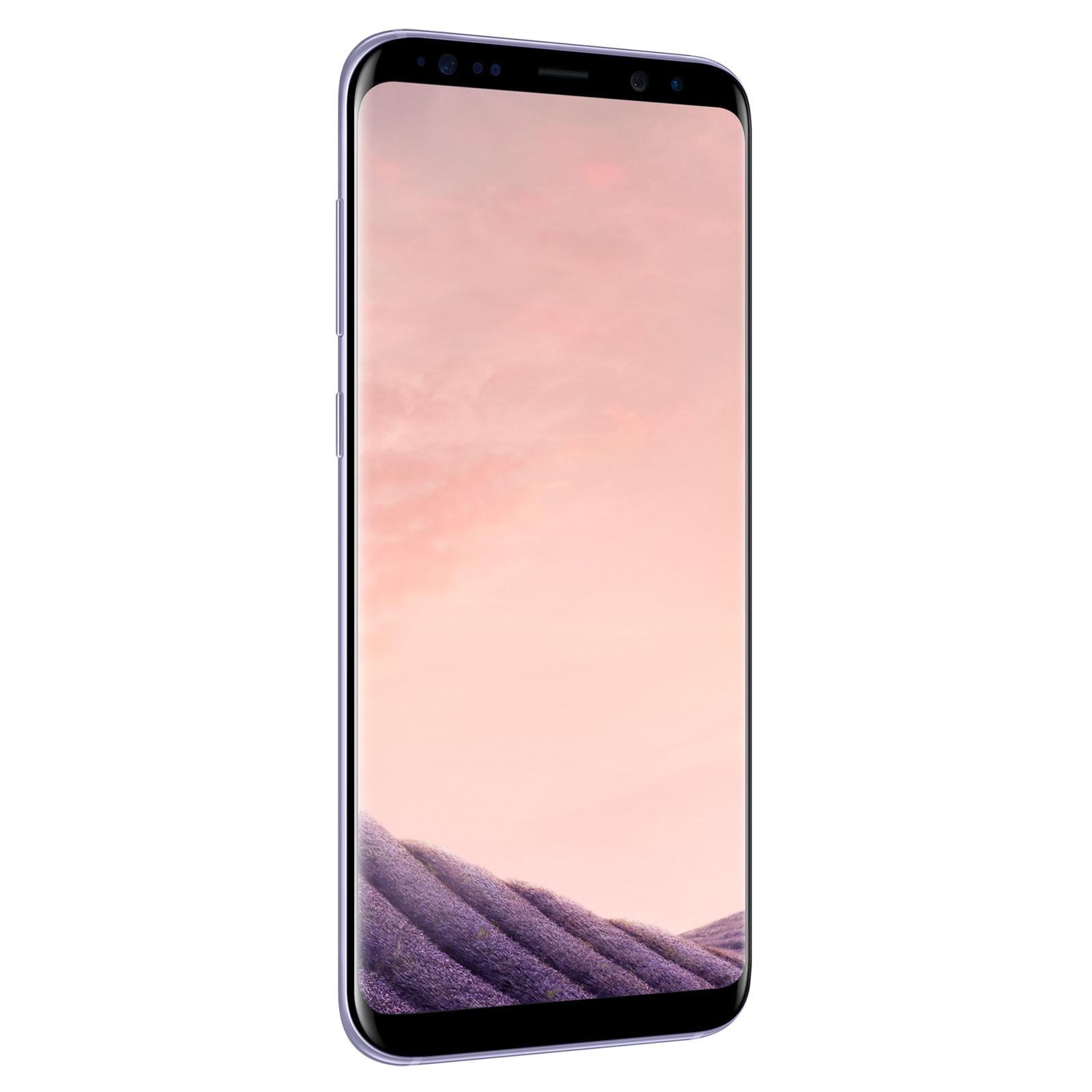Samsung Galaxy S8+ 64Go G955 Orchid Gray - Téléphonie Samsung - 4