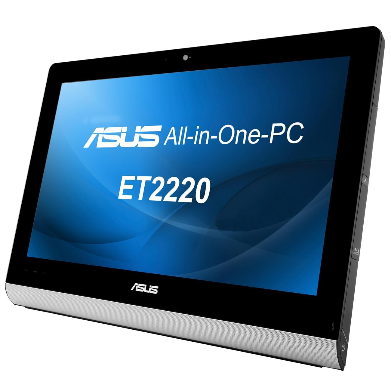 Asus ET2220INTI-B012K (ET2220INTI-B012K) - Achat / Vente All-In-One PC sur Cybertek.fr - 0