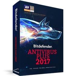 Bitdefender Offre groupée Pack 4+1 Antivirus Plus 2017 - 2 Ans / 3 PC Cybertek