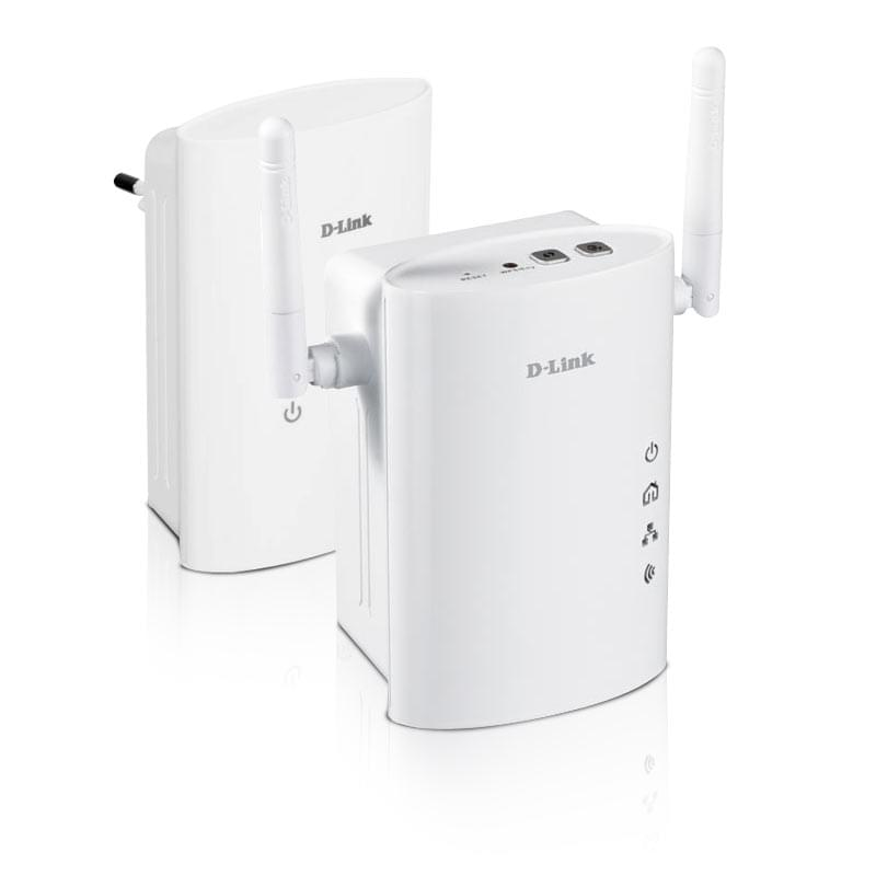 D-Link DHP-W307AV (200Mb) Pack de 2 (DHP-W307AV) - Achat / Vente Adaptateur CPL sur Cybertek.fr - 0