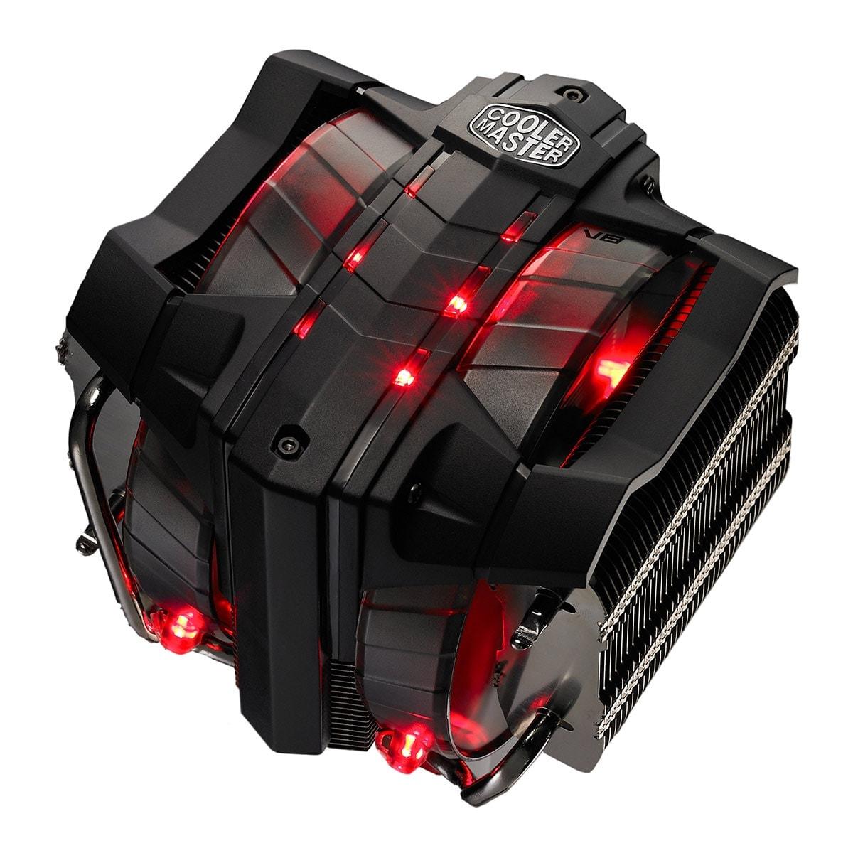Cooler Master RR-V8VC-16PR-R2 - Ventilateur CPU Cooler Master - 1