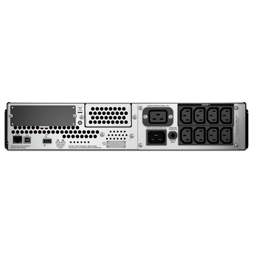 Smart UPS 3000VA LCD - SMT3000RMI2U - Onduleur APC - Cybertek.fr - 0