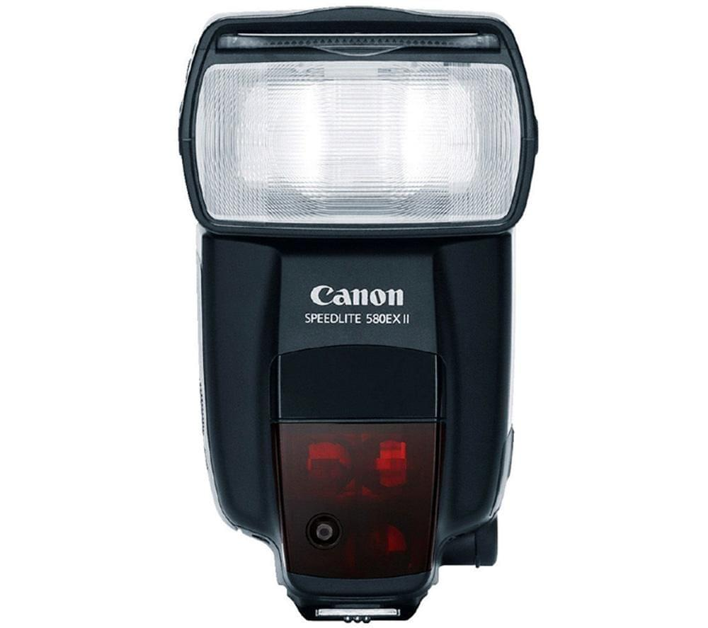 Canon Flash SpeedLite 580 EX II (1946B003) - Achat / Vente Access. Audio-Photo-Vidéo sur Cybertek.fr - 0