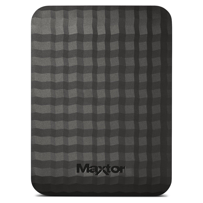 """Maxtor 500Go 2""""1/2 USB3 (STSHX-M500TCBM) - Achat / Vente Disque dur Externe sur Cybertek.fr - 1"""