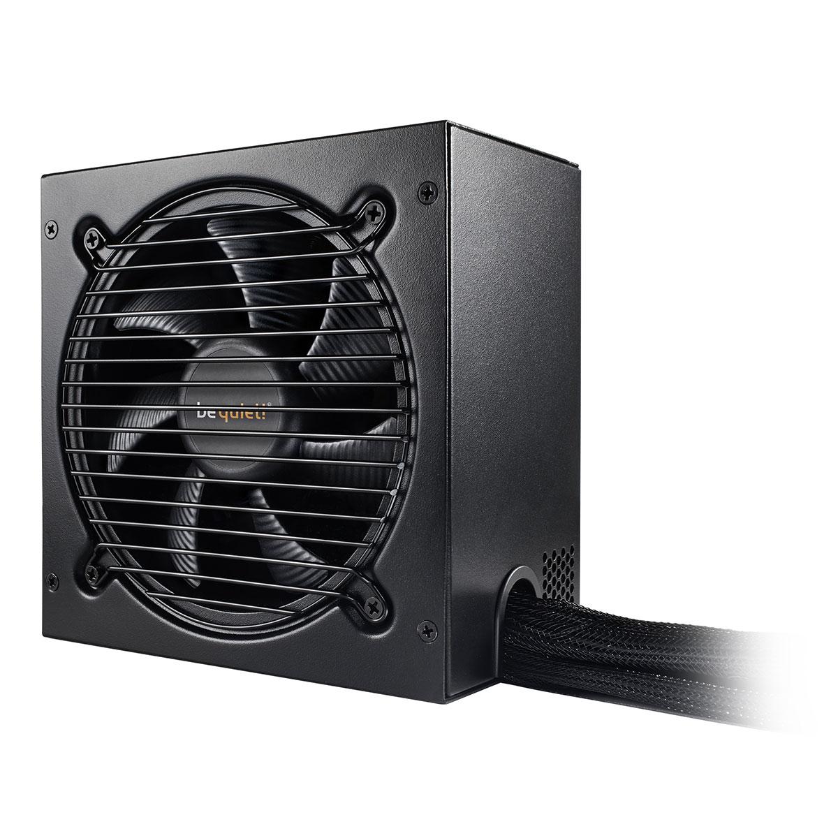 Alimentation PC Be Quiet! ATX 400W Pure Power L9 BN262 - 0