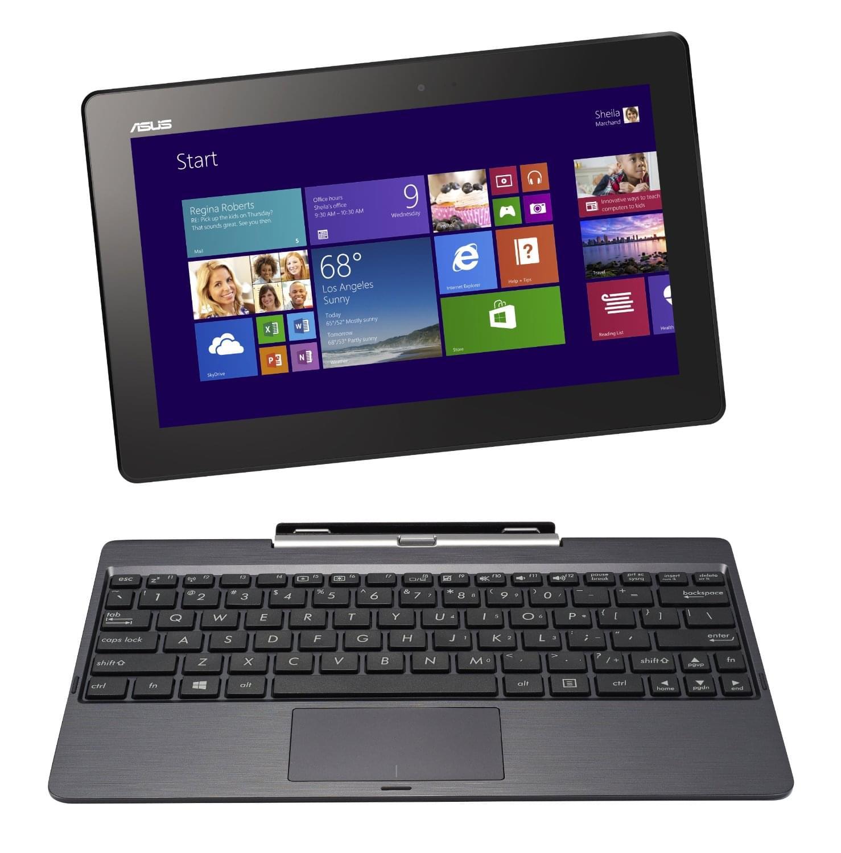 Asus T100TAM-BING-DK026B (T100TAM-BING-DK026B) - Achat / Vente PC Portable sur Cybertek.fr - 0