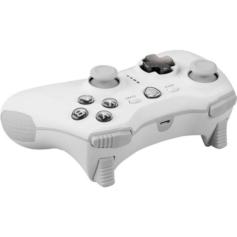 MSI Force GC30 Gaming Controller V2 White - Périphérique de jeu - 1