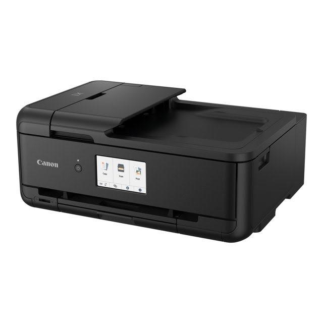 Imprimante multifonction Canon TS9550 Black A3 - Cybertek.fr - 0