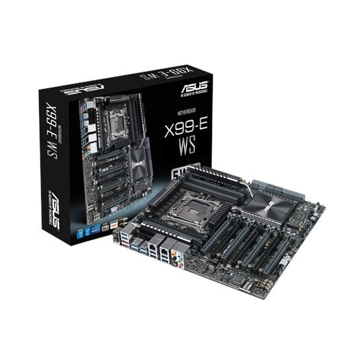 Asus X99-E-WS SSI EEB DDR4 - Carte mère Asus - Cybertek.fr - 0