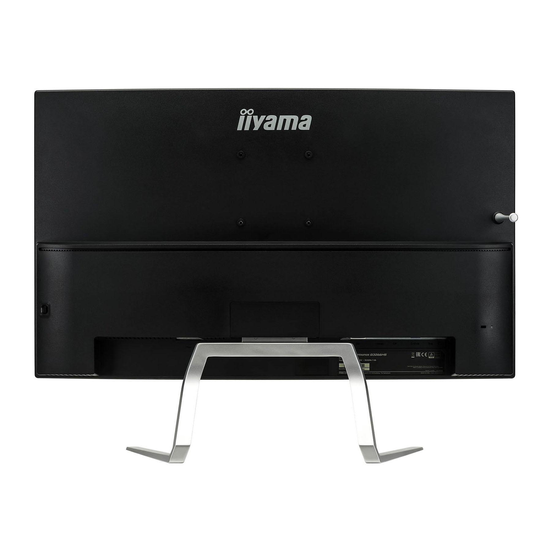 "Iiyama 32""  G3266HS-B1 - Ecran PC Iiyama - Cybertek.fr - 1"