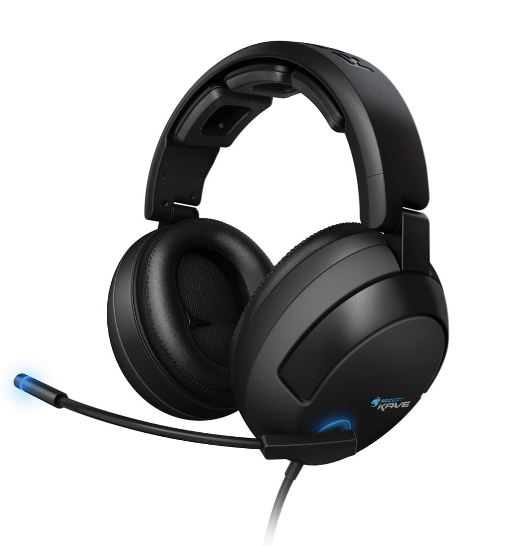 Roccat KAVE Solid 5.1 Gaming Headset   - Micro-casque - 0