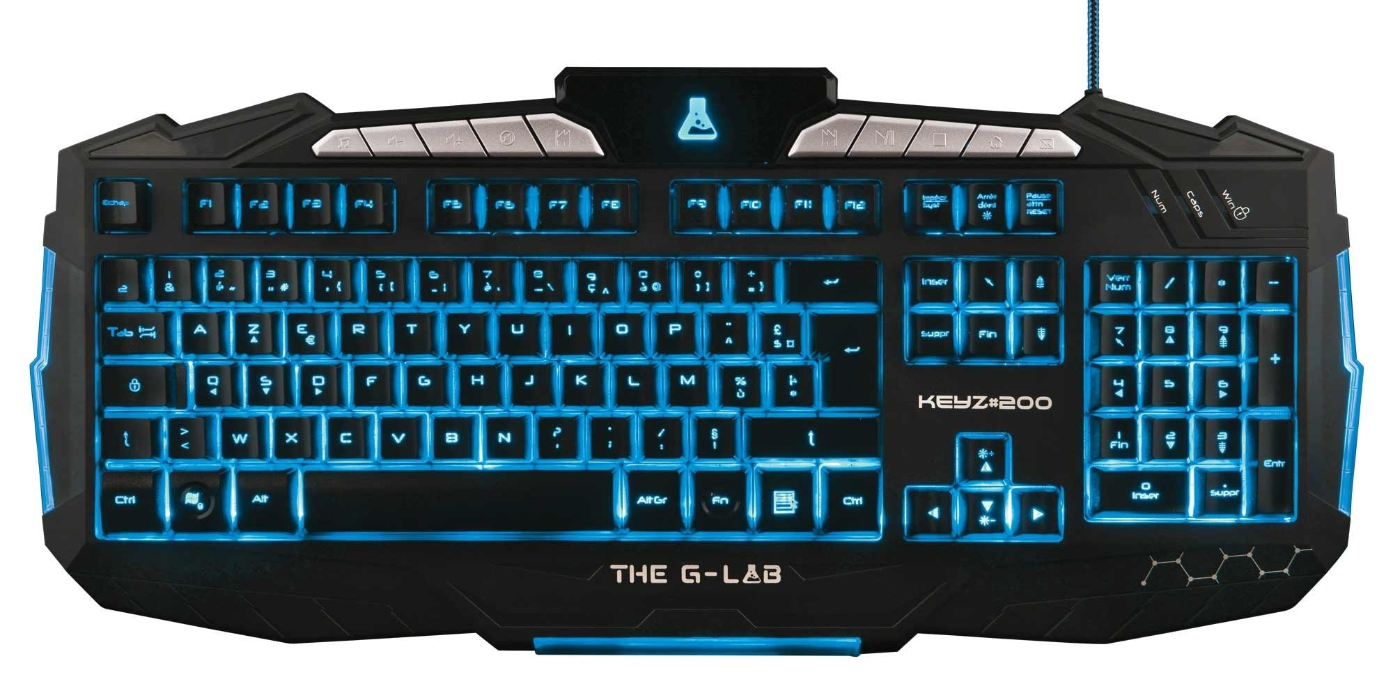 The G-LAB Keyz 200 - Clavier PC The G-LAB - Cybertek.fr - 0