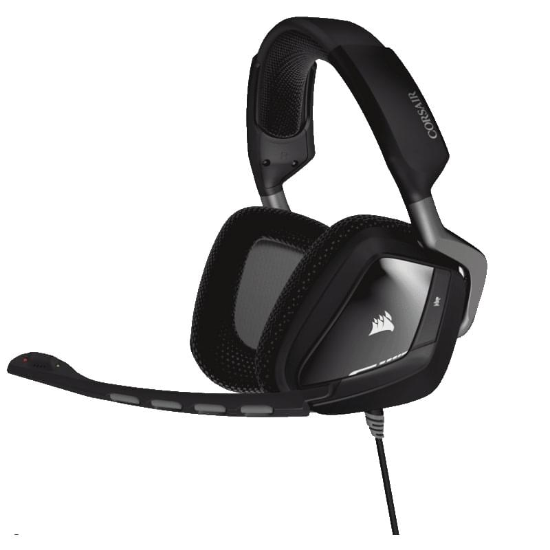 Corsair Gaming VOID Dolby 7.1 ED. Carbone CA-9011130-EU (CA-9011130-EU --) - Achat / Vente Micro-casque sur Cybertek.fr - 0