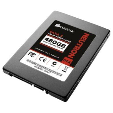 Corsair 480Go SSD Neutron GTX CSSD-N480GBGTXB-BK SATA III (CSSD-N480GBGTXB-BK) - Achat / Vente Disque SSD sur Cybertek.fr - 0