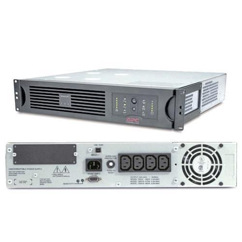 APC Smart UPS RM 1000VA USB & Serial (SUA1000RMI2U) - Achat / Vente Onduleur - Multiprises sur Cybertek.fr - 0