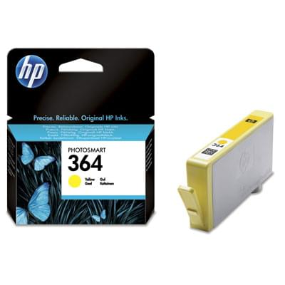 Consommable imprimante HP Cartouche Jaune HP 364 - CB320EE