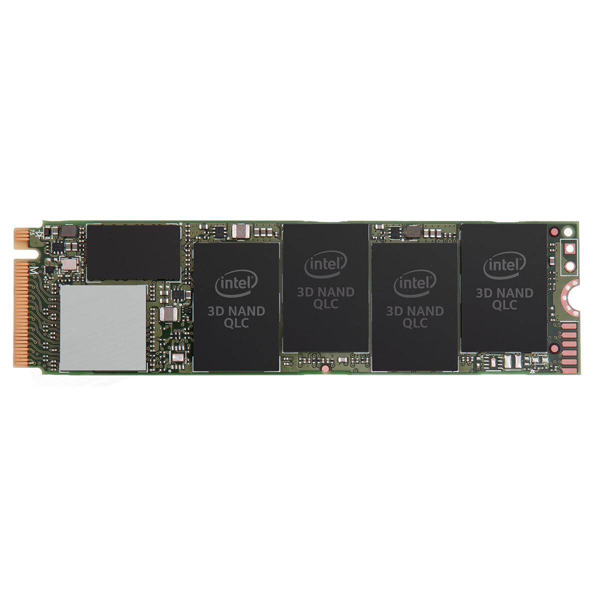 Intel 660P 480-525Go M.2 - Disque SSD Intel - Cybertek.fr - 3