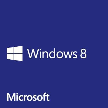 Microsoft Windows 8 64B COEM - Logiciel système exploitation - 0