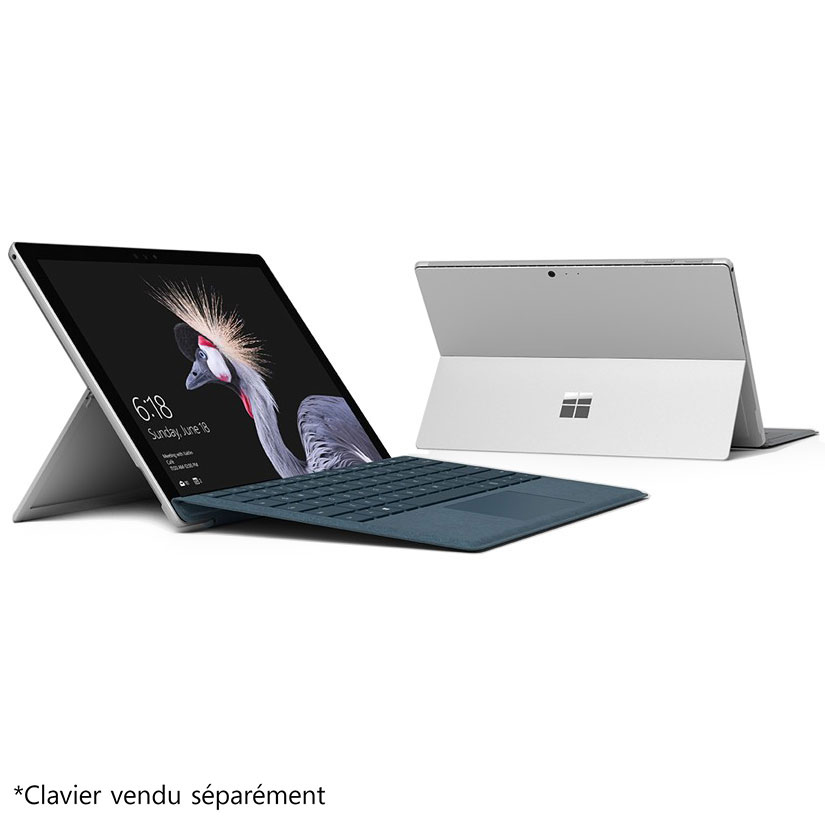Microsoft Surface Pro 2017 - Tablette tactile Microsoft - 1