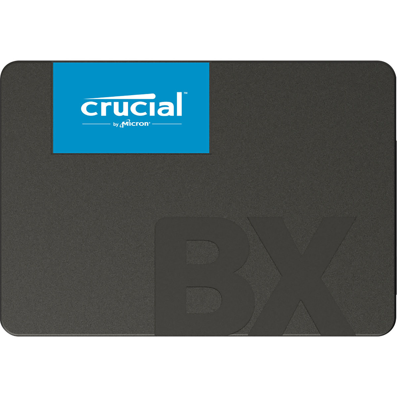 Crucial BX500 960Go-1To SATA III - Disque SSD Crucial - 2