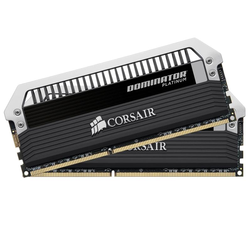 Corsair CMD8GX3M2A2400C10 (2x4Go DDR3 2400 PC19200)  8Go  2400MHz - Mémoire PC - 0