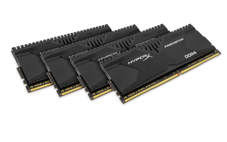Barrette de ram PC Kingston 16Go  DDR4 - 0