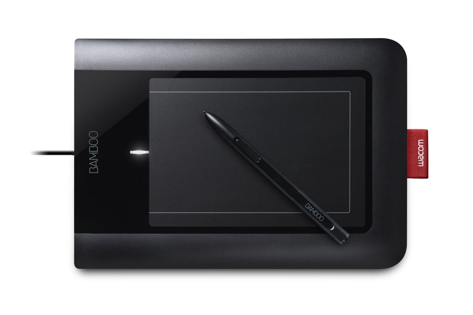 Wacom Bamboo Pen (CTL-460-FR) - Achat / Vente Tablette graphique sur Cybertek.fr - 0