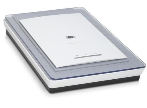 HP ScanJet G2710 (L2696A#BEL) - Achat / Vente Scanner sur Cybertek.fr - 0
