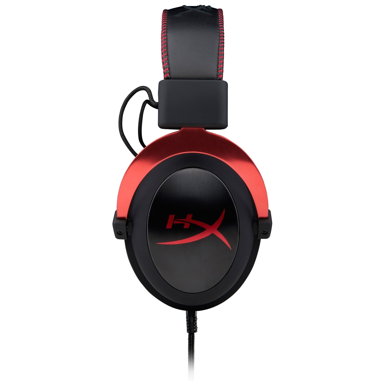 HyperX Cloud II Gaming Headset (Red) 7.1 Surround - Micro-casque - 1